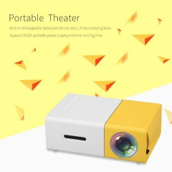 Portable LCD Projector